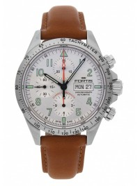 Poze Ceas barbatesc Fortis Classic Cosmonauts Chronograph p.m. 401.21.12 L.28