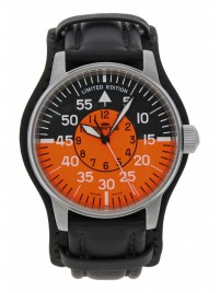Poze Ceas barbatesc Fortis Flieger Cockpit Orange 654.10.13 L.01 Limited Edition