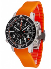 Poze Ceas barbatesc Fortis Marinemaster Alarm Chronograph Limited Edition COSC 639.10.41 Si.20