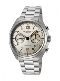 Poze Ceas barbatesc Hamilton Khaki Aviation Pilot Pioneer Chronograph Date Automatic H76416155