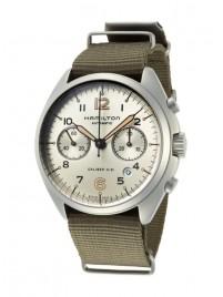 Poze Ceas barbatesc Hamilton Khaki Aviation Pilot Pioneer Chronograph Date Automatic H76456955