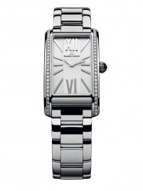 Poze Ceas de dama Maurice Lacroix Fiaba Steel Diamonds