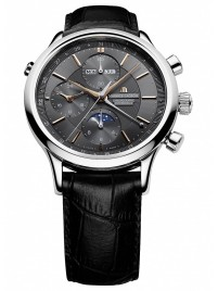 Poze Ceas barbatesc Maurice Lacroix Les Classiques Chronograph Phases de Lune Automatic LC6078SS0013311