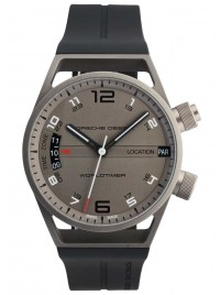 Poze Ceas barbatesc Porsche Design P6750 Worldtimer GMT Automatic 6750.10.24.1180