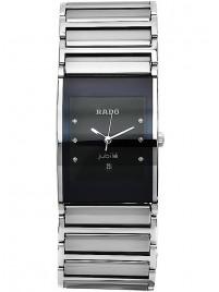 Poze Ceas barbatesc Rado Integral Jubile Gent with diamonds Date Quarz R20784759
