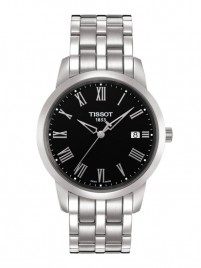 Poze Ceas barbatesc Tissot Classic Dream Gent Steel Black