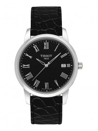 Poze Ceas barbatesc Tissot Classic Dream Gent Steel Black 2