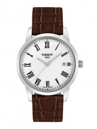 Poze Ceas barbatesc Tissot Classic Dream Gent Steel White 2