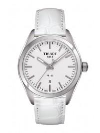 Poze Ceas de dama Tissot PR 100 Quartz Lady Steel White