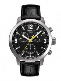 Poze Ceas barbatesc Tissot PRC 200 Quartz Chronograph Steel Black