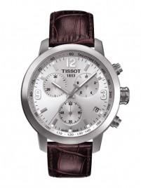 Poza ceas Tissot PRC 200 Quartz Chronograph Steel Silver