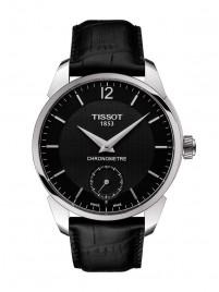 Poze Ceas Tissot T-Complication COSC Steel Black