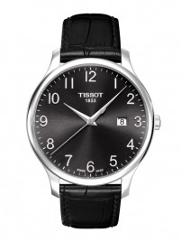 Poze Ceas barbatesc Tissot Tradition Gent Steel Black