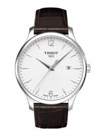 Poze Ceas barbatesc Tissot Tradition Gent Steel White