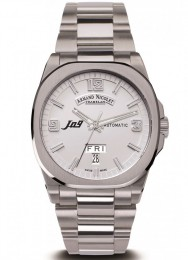 ceas Armand Nicolet J09 Steel Silver