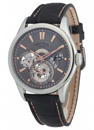 ceas Armand Nicolet L08 Small Seconds Steel Grey