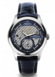 ceas Armand Nicolet L14 Small Second Steel Blue