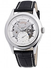 ceas Armand Nicolet LE Small Second White Gold