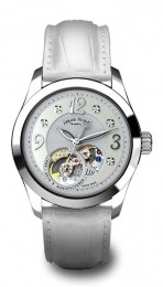 ceas Armand Nicolet LL9 Central Seconds Steel White