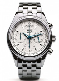 ceas Armand Nicolet M02 Big Date Chronograph Steel
