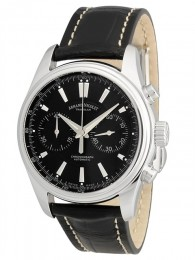 ceas Armand Nicolet M02 Chronograph Steel Black
