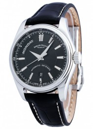 ceas Armand Nicolet M02 Day Date Steel Black 2