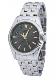 ceas Armand Nicolet M02 Day Date Steel Grey