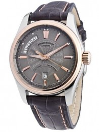 ceas Armand Nicolet M02 Day-Date Steel Rose