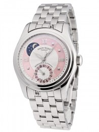 ceas Armand Nicolet M02 Moon Date Lady Pink 2