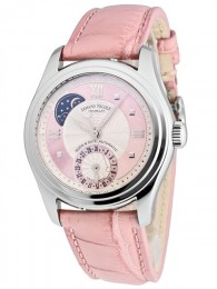 ceas Armand Nicolet M02 Moon Date Lady Pink 3