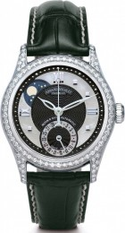 ceas Armand Nicolet M02 Moon Date Lady Steel Black