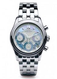 ceas Armand Nicolet M03 Chrono Steel Blue 2