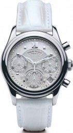 ceas Armand Nicolet M03 Chrono Steel Silver