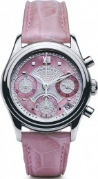 ceas Armand Nicolet M03 Date Chronograph Steel Pink