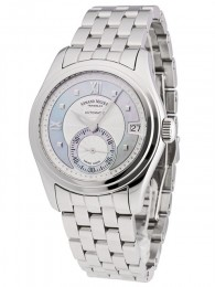 ceas Armand Nicolet M03 Small Seconds Date Steel Blue