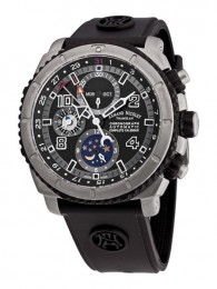 ceas Armand Nicolet S05 Chrono Steel Black
