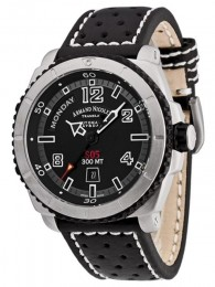 ceas Armand Nicolet S05 Day Date Steel Black