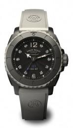 ceas Armand Nicolet SL5 Date Steel Black