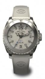 ceas Armand Nicolet SL5 Date Steel White
