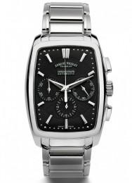 ceas Armand Nicolet TM7 Chronograph Steel Black
