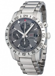 ceas Chopard Mille Miglia GMT Steel Grey