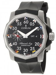 ceas Corum Admirals Cup Competition Steel Black