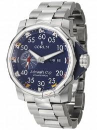 ceas Corum Admirals Cup Competition Steel Blue