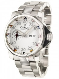 ceas Corum Admirals Cup Competition Steel White
