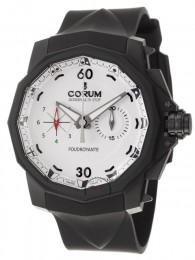 ceas Corum Admirals Cup Foudroyante Black White