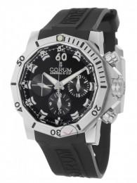 ceas Corum Admirals Cup Seafender Steel Black