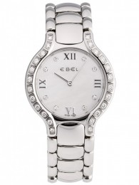 ceas Ebel Beluga Steel Diamonds