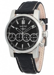 ceas Eberhard Chrono 4 Steel Black