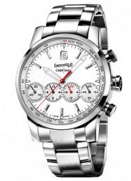 ceas Eberhard Chrono 4 Steel Silver