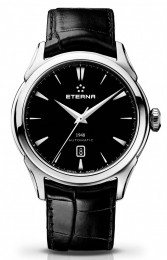 ceas Eterna 1948 Datum Steel Black
